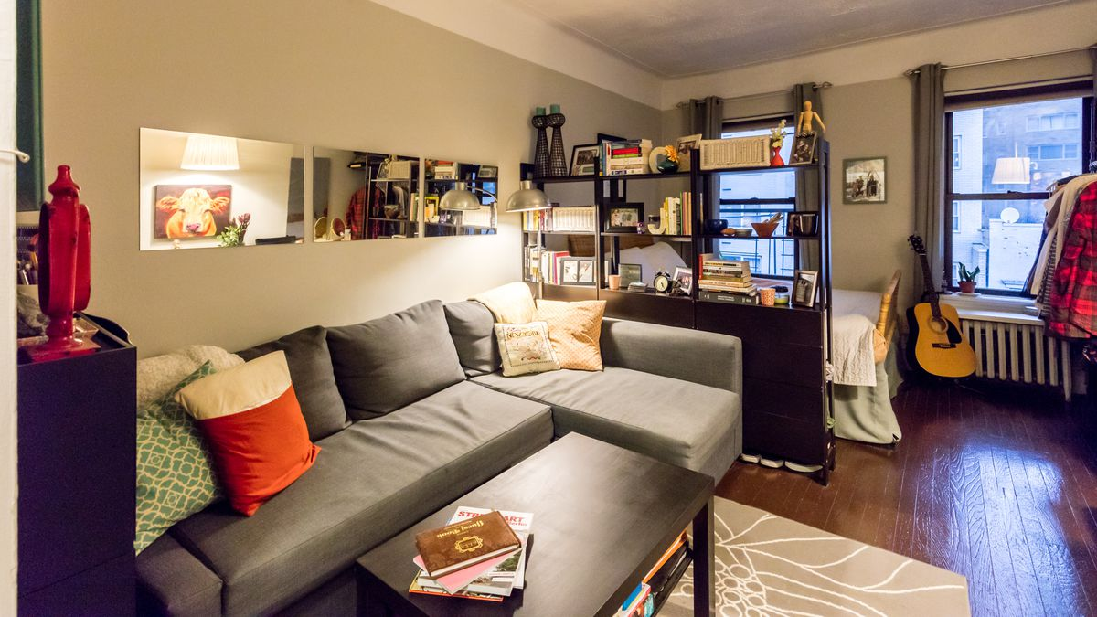 A 225squarefoot Midtown East studio is enlivened by a