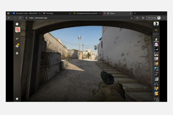 steamxboxgames.0 A first look at playing Steam PC games on Xbox with mouse and keyboard | The Verge