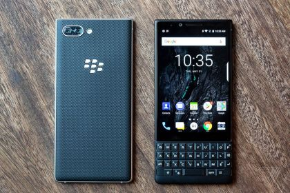 Image result for BlackBerry KEY2