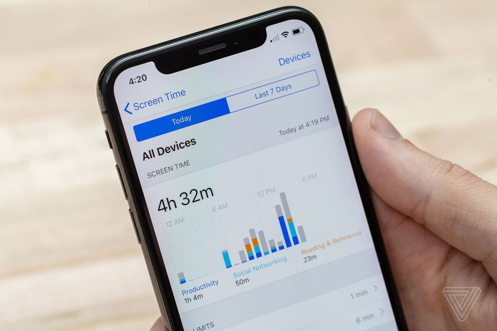 medium resolution of how to use apple s new screen time and app limits features in ios 12