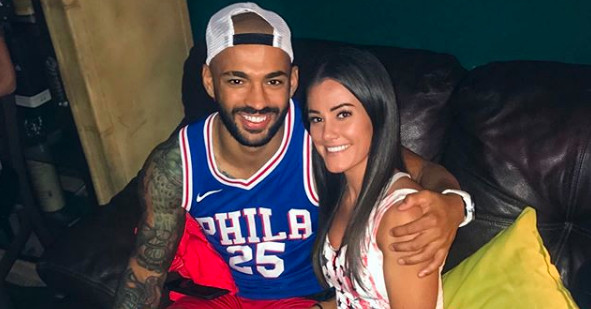 Sounds like Ricochet will be with WWE for a long-time