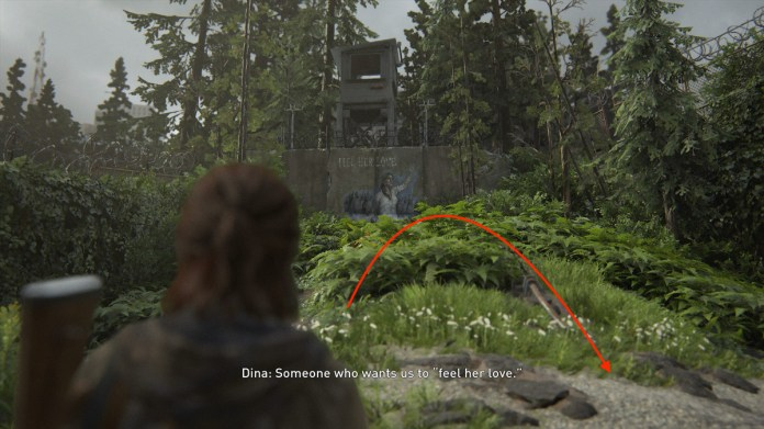 Raul's Account Artifact collectible The Last of Us Part 2 Seattle Day 1 (Ellie)
