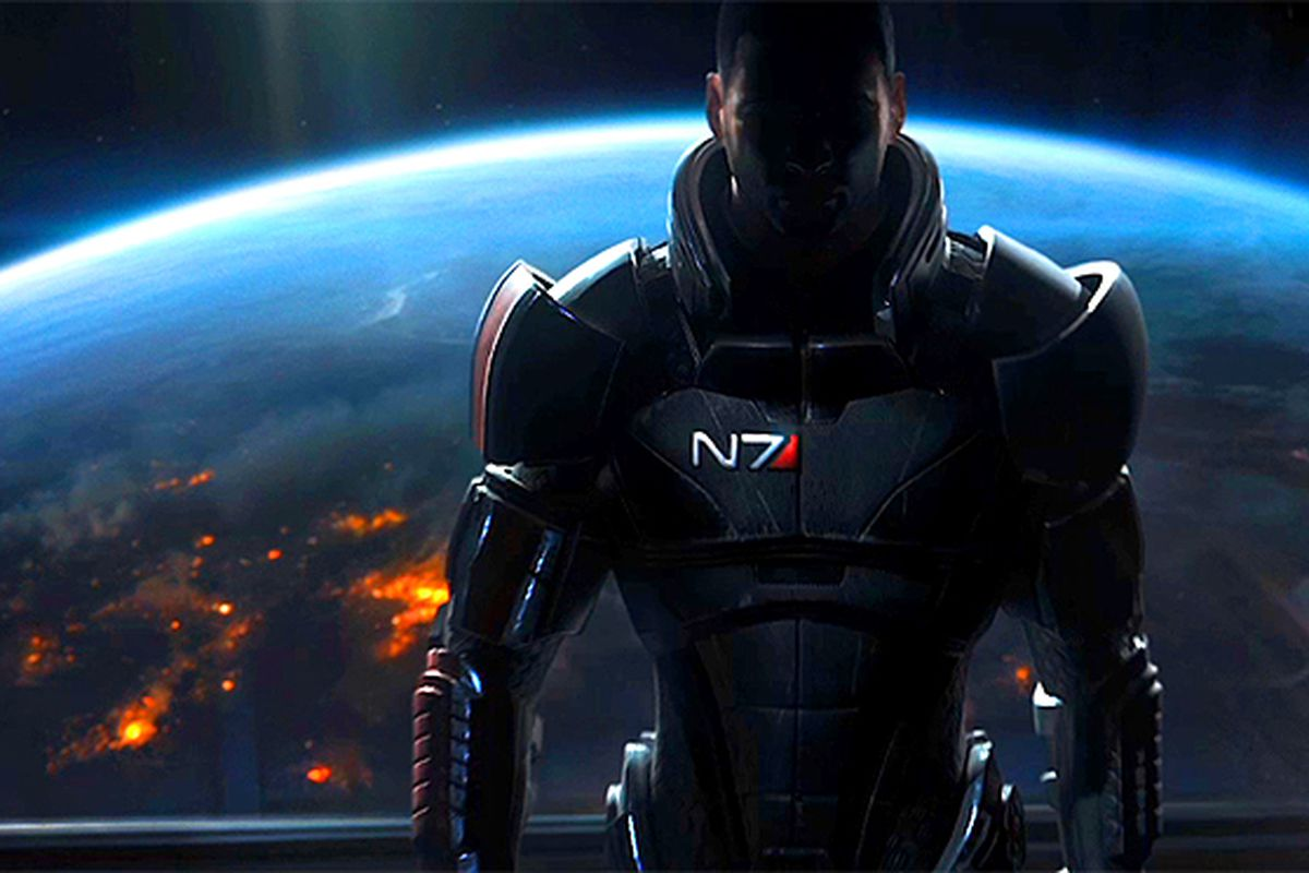 Mass Effect Trilogy Bundle Headed To 360 And Pc November