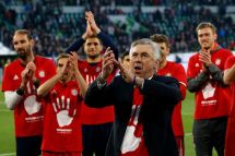 Carlo Ancelotti Won Title In Europe Five Biggest