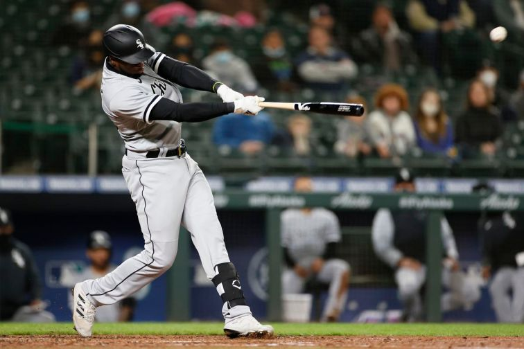 Once he's recovered from his torn hip flexor, the White Sox' Luis Robert should return to the same level of play.