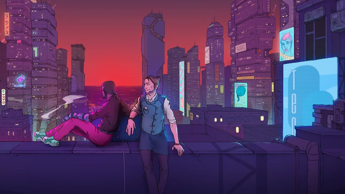 The Red Strings Club Is A Fascinating Journey Into The Problem Of Free Will Polygon