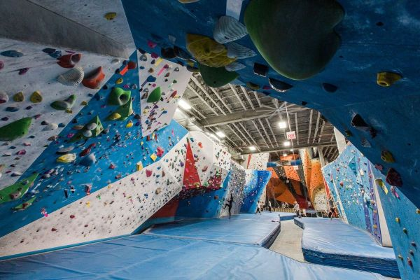 Indoor Rock Climbing Locations