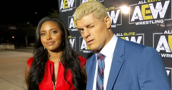 Cody: 'There's no reason that there couldn't be a potential WWE crossover one day'