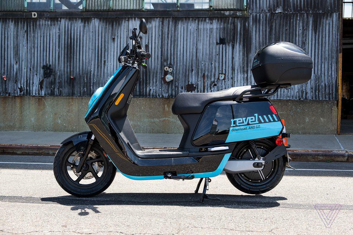 revel s mopeds are