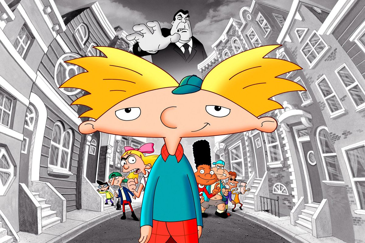 hey arnold creator reads