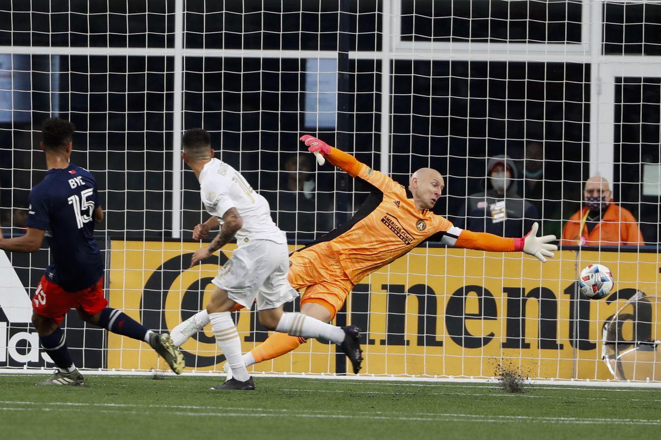 MLS: Atlanta United FC at New England Revolution