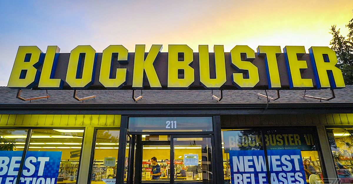 The last Blockbuster in America is now the last in the world