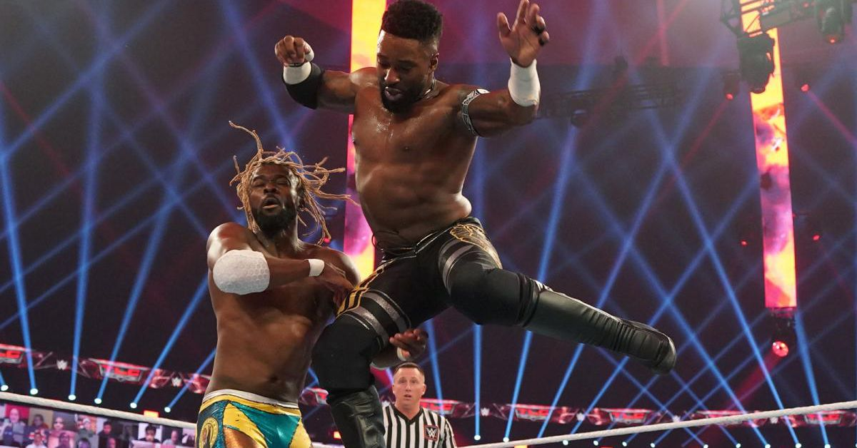 Kofi Kingston explains when jaw was injured, why he didn't realize it