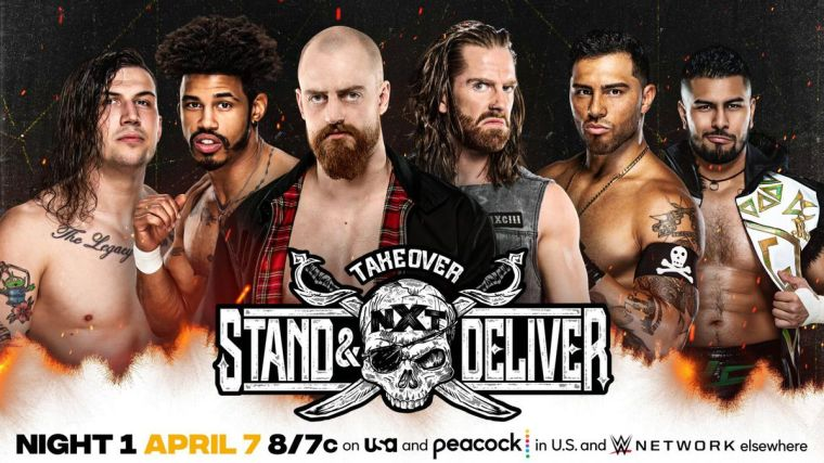 NXT TakeOver: Stand & Deliver Night One preview – British Invasion