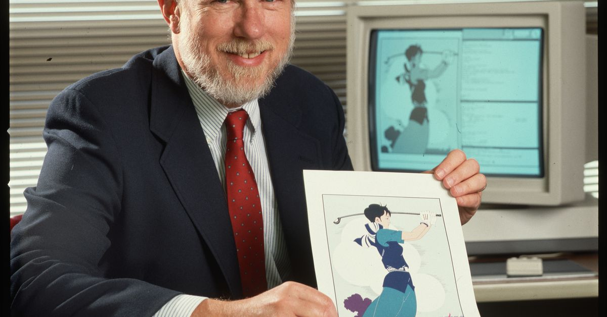 Charles Geschke, co-founder of Adobe and co-inventor of the PDF, has died at 81