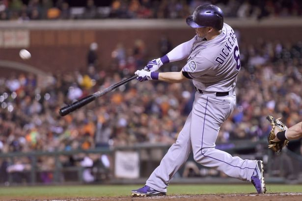 Image result for corey dickerson rays