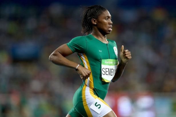Caster Semenya is fighting to compete like any other woman - Outsports