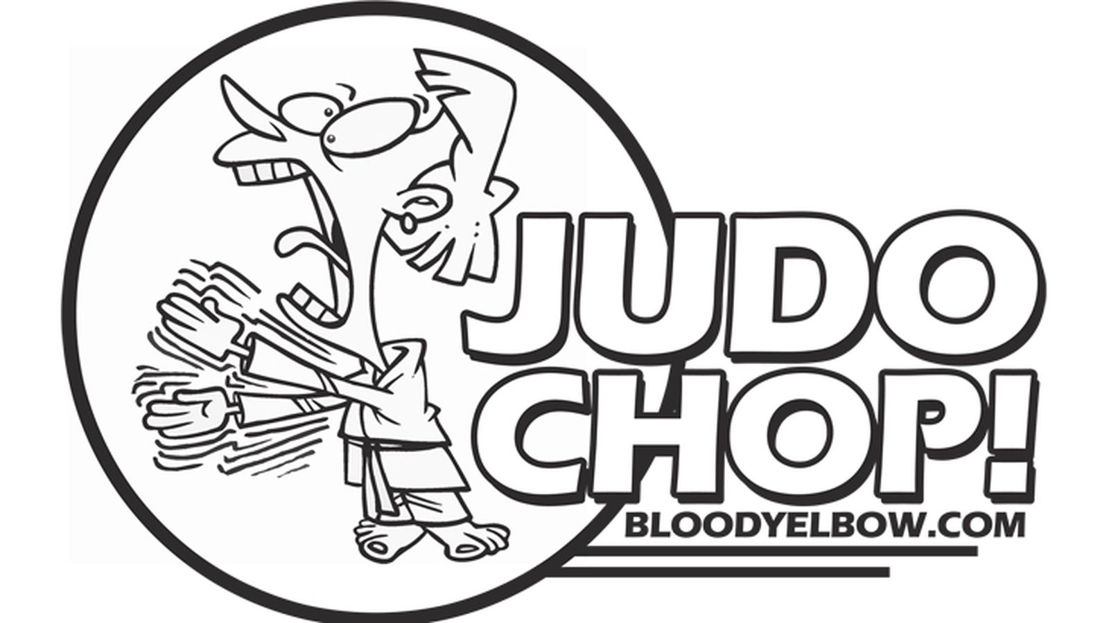 The Bloody Elbow Judo Chop