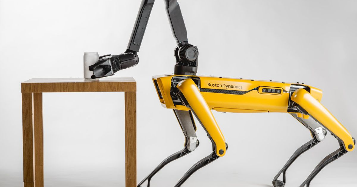 Hyundai takes control of Boston Dynamics in .1B deal