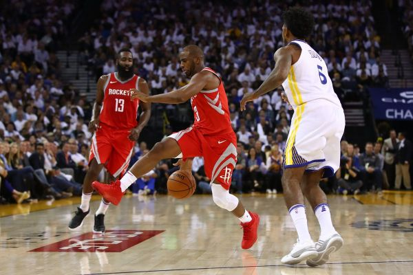 For the Rockets to Fulfill Their Potential Chris Paul Has