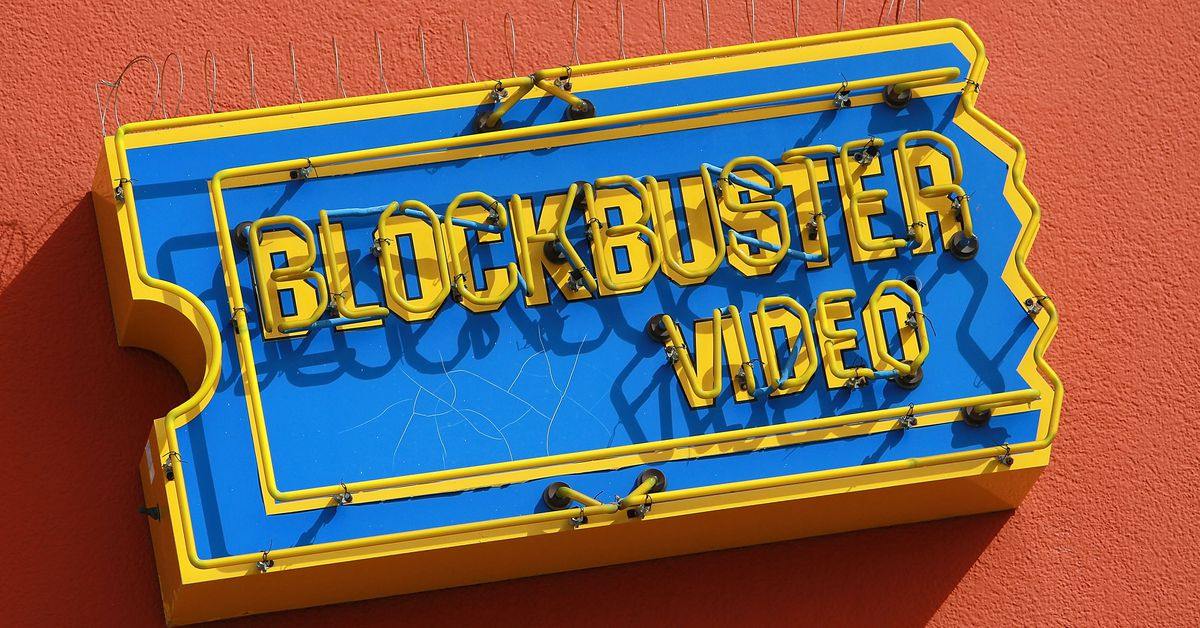Photo of You're watching Netflix in the present day as a result of Blockbuster screwed up.