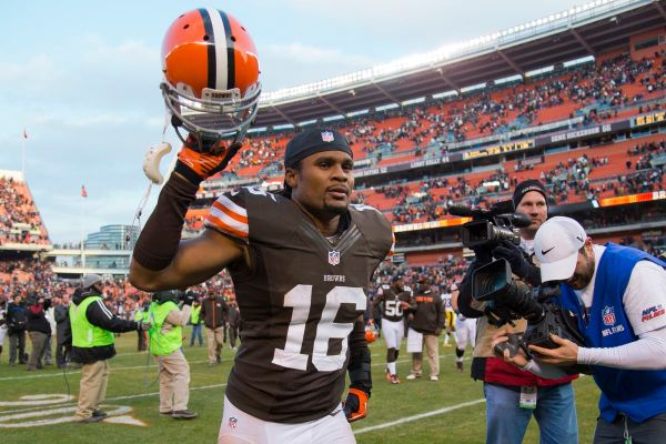 Report Raiders Sign Wr Kr Joshua Cribbs - Silver And