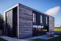 Prefab 'Kiss House,' designed to passive house standards ...