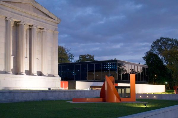 Oma' Albright-knox Proposal Undoes Work Of Buffalo'