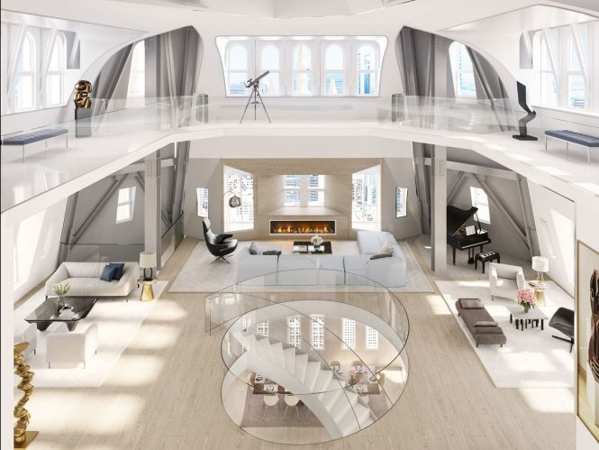 Nyc S 25 Most Expensive Homes For
