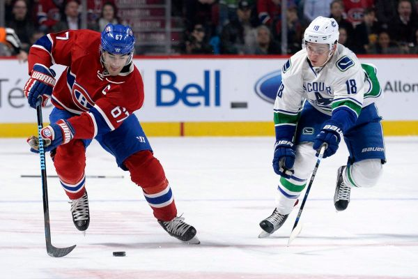 Montreal Canadiens Vancouver Canucks Game Thread - Year of Clean Water