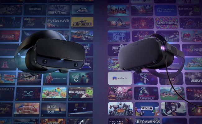 Oculus Quest Hand Tracking Rift Software Support Coming