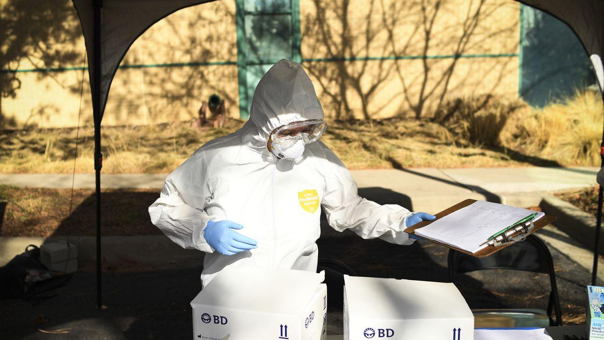 Covid-19 coronavirus testing in the US has been absurdly sluggish ...