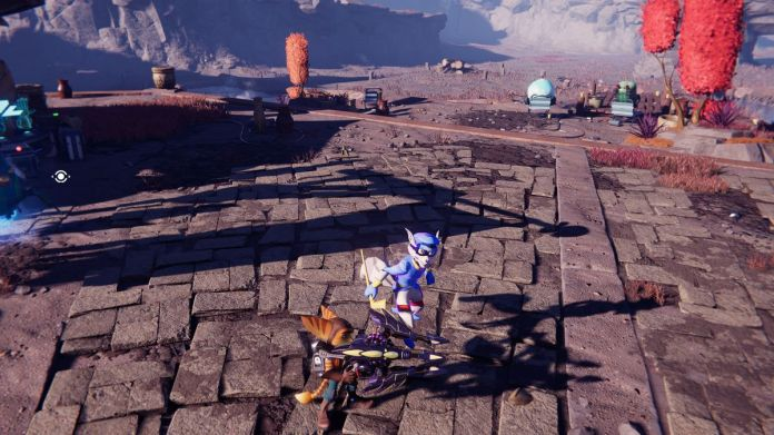 Sly Cooper in Ratchet & Clank: Rift Apart