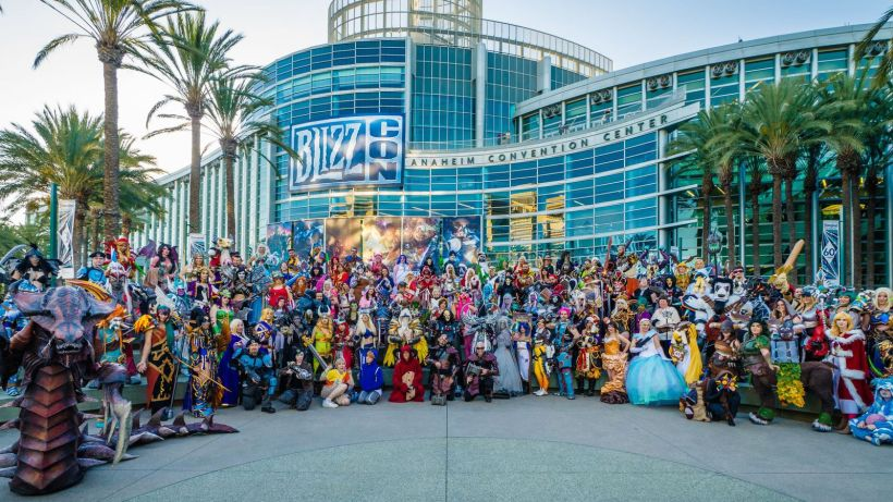 Image result for BlizzCon