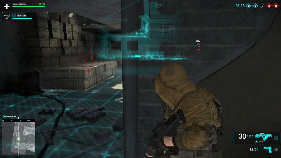Tom Clancys Ghost Recon Online Gamescom Screenshots Polygon