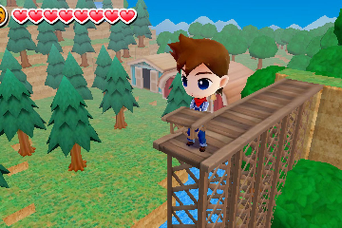 3d God Wallpaper For Pc Harvest Moon Is Heading To Switch And Pc For The First