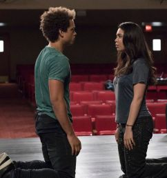 robbie damon j gillespie and lilette auli i cravalho tackle spring awakening and their feelings in rise virginia sherwood nbc [ 1200 x 800 Pixel ]