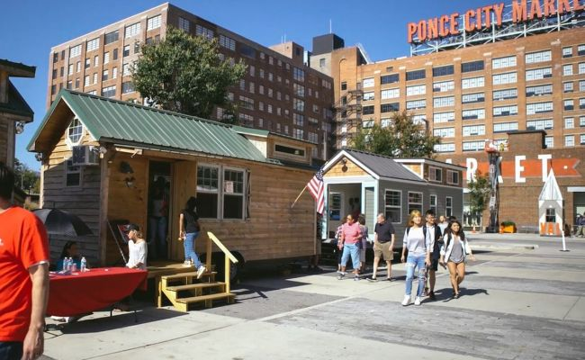 Tiny House Mania To Invade Ponce City Market With Tours