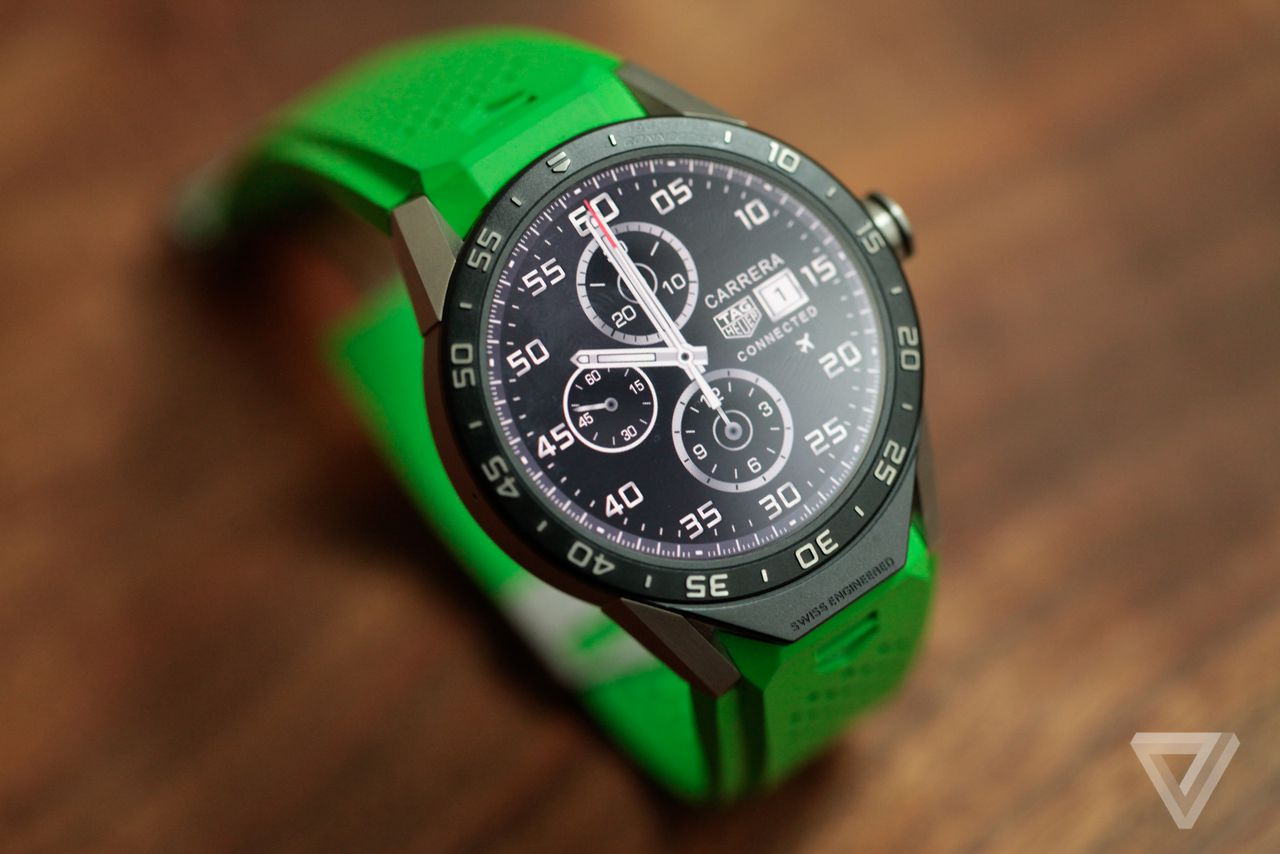 Tag Heuers Carrera Connected Is A Damning Critique Of