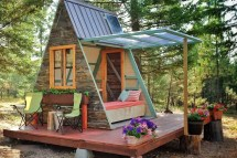 Tiny -frame Cabin Costs 700 Build - Curbed