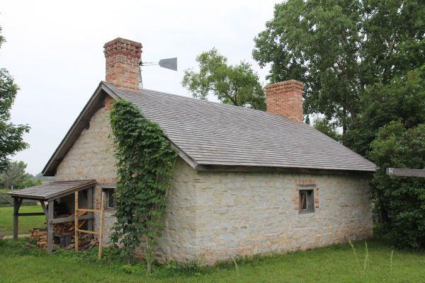 Historic Homes 101 Summer Kitchen