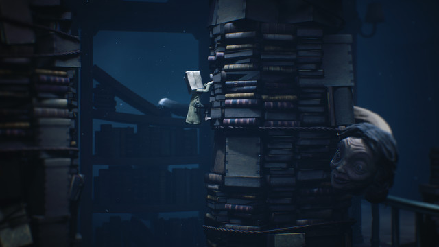 School_05_3840X2160.0 Little Nightmares 2 finds terror in all the tiny details | Polygon
