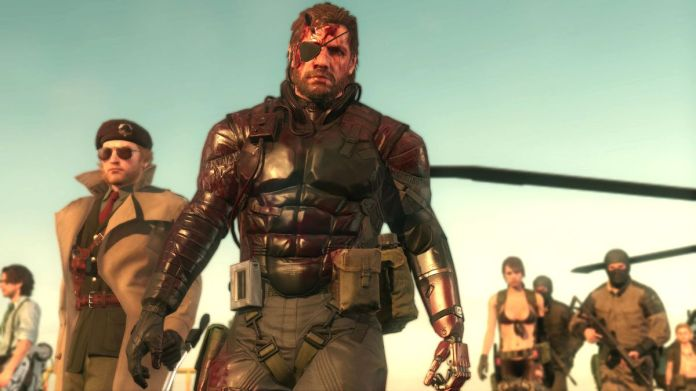 Metal Gear Solid 5: The Phantom Pain - Bloody Snakes and others