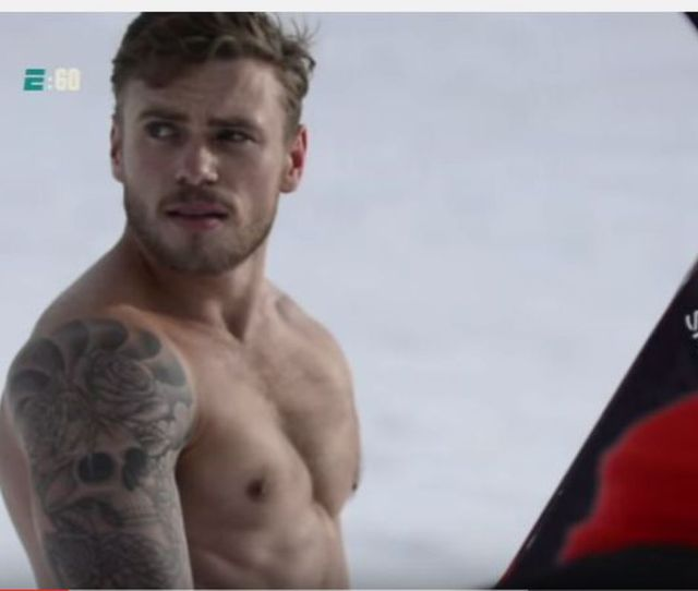 Gay Athlete Gus Kenworthy And Butts Galore Highlight Espn Body Issue