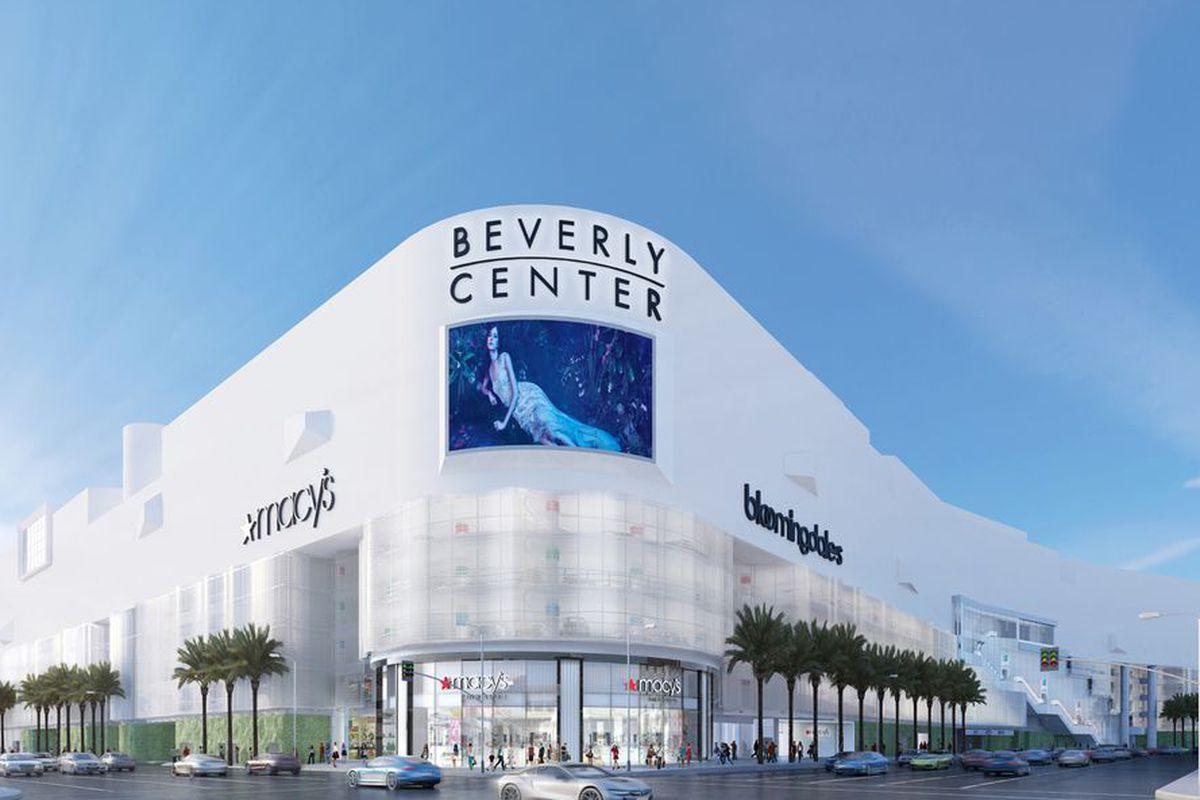 نتيجة بحث الصور عن Beverly Center mall los angeles