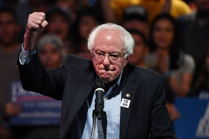 2020: Bernie Sanders is running for president again - Vox