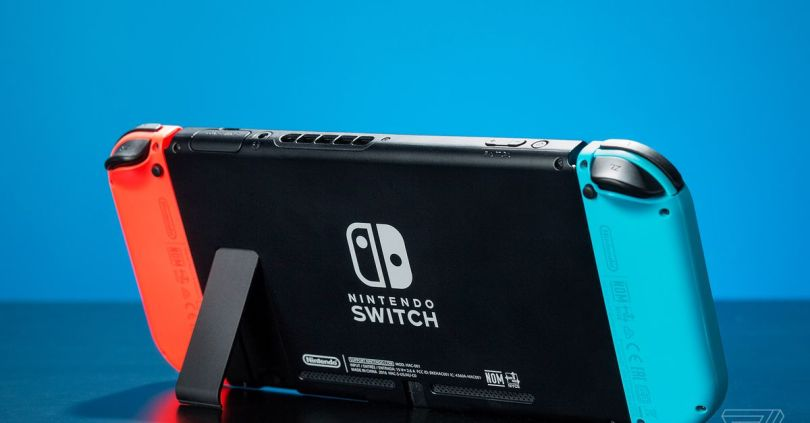 The Nintendo Switch can't be stopped
