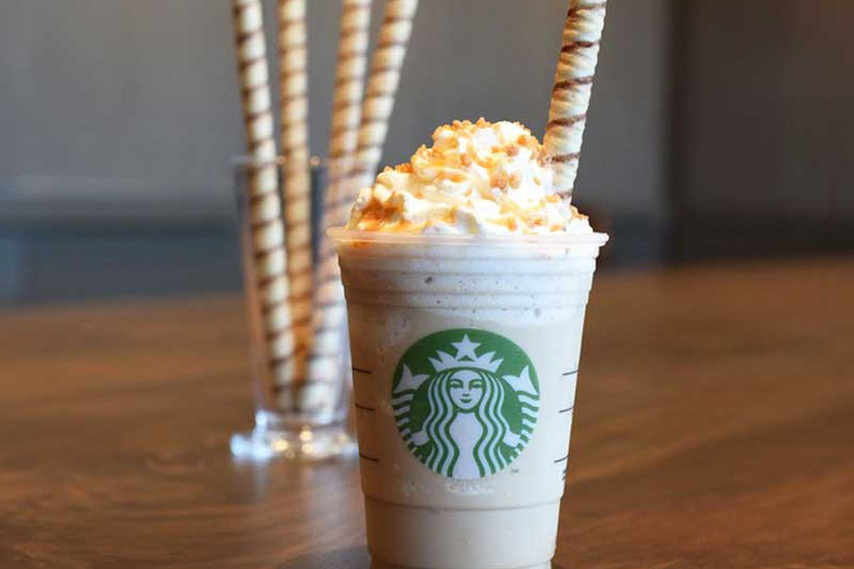 Starbucks Is Now Sticking Cookie Straws in All