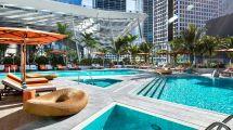 Miami Florida Hotels Pools