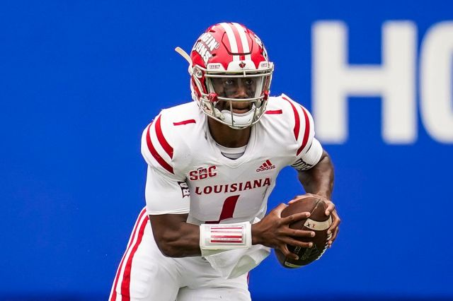 No. 23 Louisiana vs. UL Monroe: TV schedule, channel, time, odds, picks, live  stream for Sun Belt game - DraftKings Nation